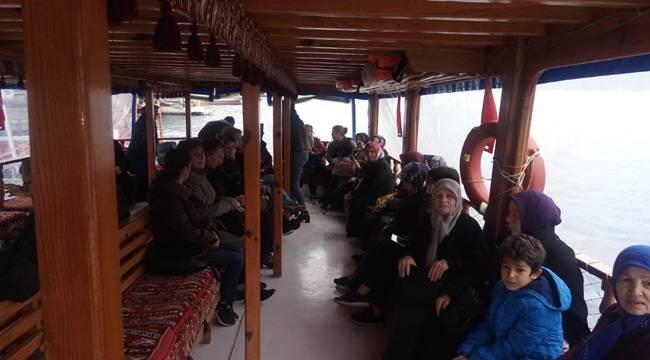 TÜRKAV'lı Bayanlar Şanlıurfa'yı Gezdi
