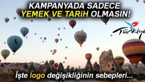 Türkiye Logosu Değişiyor