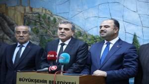 Urfa'da AK Parti İlçe Adaylarının Açıklanacağı Tarih Belli Oldu
