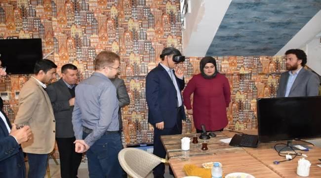 Urfa'da Geotasarım Toplantısı Gerçekleşti