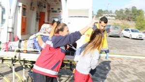 Urfa'da Gerçeği Aratmayan Deprem Tatbikatı