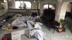 Urfa'da HDP ve DBP'lilere Baskın 40 Gözaltı