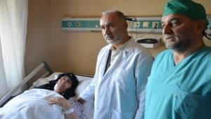 Urfa'da Yüksek Riskli Açık Kalp Ameliyatı Yapıldı
