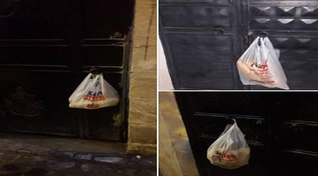 Urfalı Ülkücülerde Askıda Ekmek Kampanyası