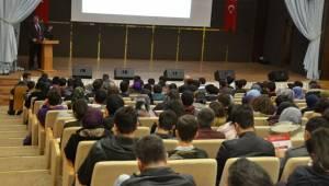 Urfalı Üniversite Adaylarına Seminer Düzenlendi