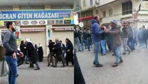 Viranşehir'de İki Grup Arasında Kavga