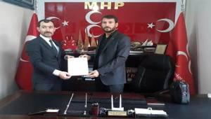 Viranşehir MHP'den İlk Belediye Başkan Aday Adayı