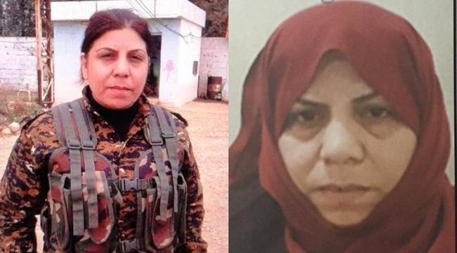 Yakalanan Kadın Terörist Tutuklandı