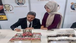 Yazar Enes Osman Aba Okuyucuları İle Buluştu
