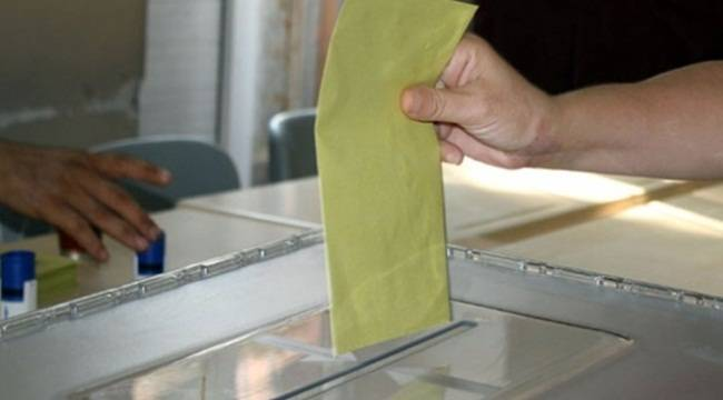 YSK Şanlıurfa'da Oy Verme Saatini Açıkladı