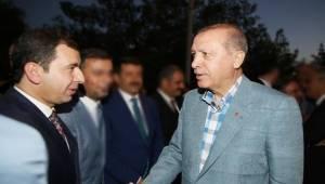 AK Aday Baydilli'den Cumhurbaşkanına Teşekkür