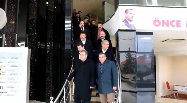 Akparti Şanlıurfa'nın Yeni SKM Binası Tamamlandı