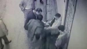 Antep'te Boşandığı Eşinin Ağabeyini Bacağından Vurdu
