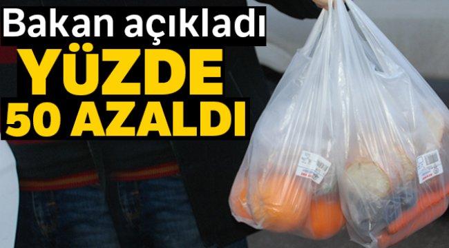 Bakan Kurum'dan Poşette Reklam Tartışmalarına Yanıt