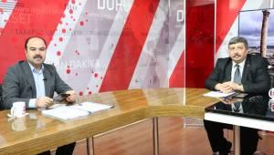 Başkan Çiftçi Büyükşehir'in Borcunu Açıkladı