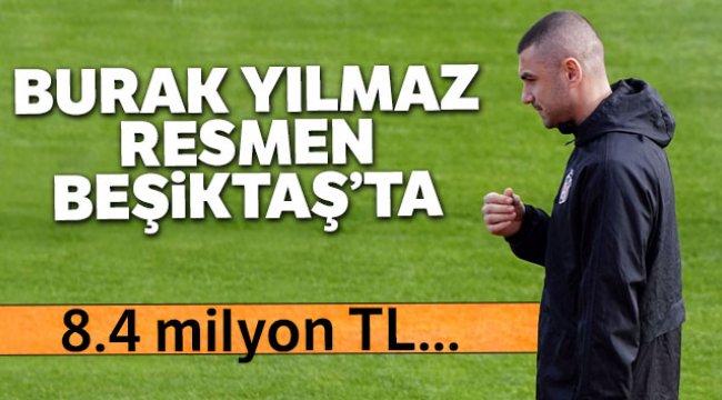 Burak Yılmaz Beşiktaş'ta