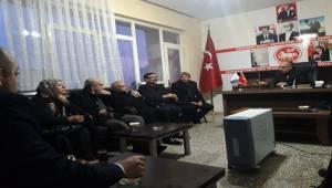 CHP Şanlıurfa Demokrat Partiyi Ziyaret Etti