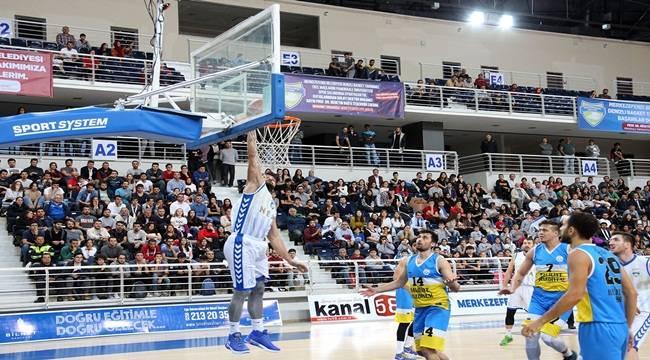 Denizli Basket Haliliye Maçına Hazırlanıyor