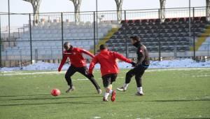 Elazığspor Adanaspor Hazırlıklarını Sürdürüyor
