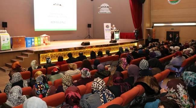 Ev Hanımlarına Sıfır Atık Projesi Programı Düzenlendi