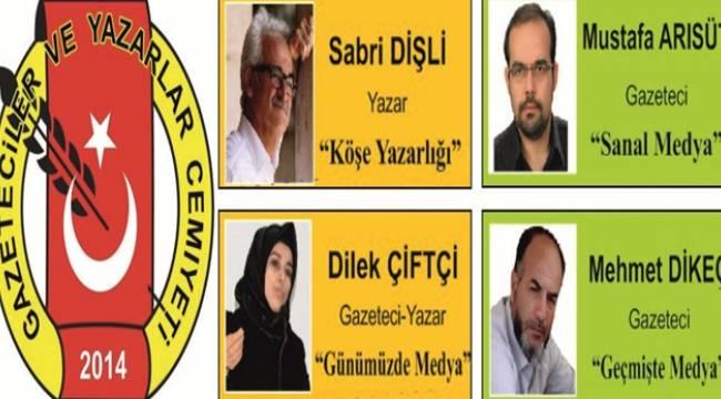 Gazeteciler ve Yazarlar Cemiyeti Seminer Düzenleyecek