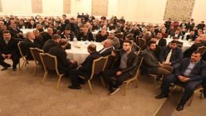 Gaziantep'teki Şanlıurfa Dernekleri Birleşti