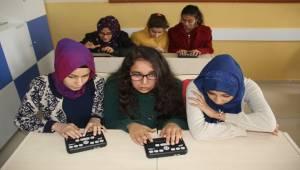Görme Engelli Öğrenciler Elektronik Metinleri Okuyabilecek