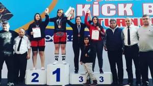 Haliliye Kick Boks Takımı Türkiye Şampiyonu Oldu