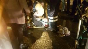 İki Otomobil Çarpıştı 4 Kadın Yaralandı