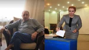 Kadem Urfa Başkanı Öztürkmen'in Acı Günü