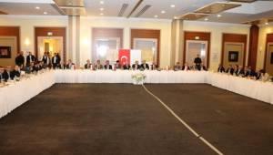 Karacadağ Kalkınma Ajansının 2019 Yılı Yol Haritası Belirlendi