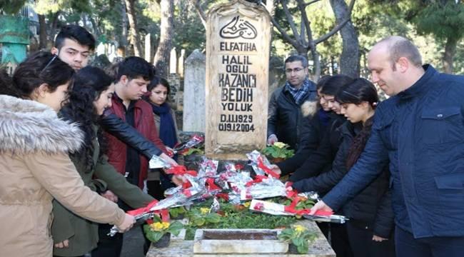 Kazancı Bedih Vefatının 15 Yılında Unutulmadı