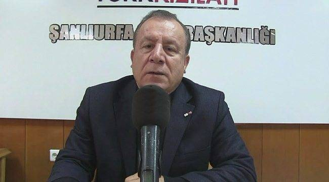 Kızılay Şanlıurfa Şubesi 2019 Hedefini Açıkladı