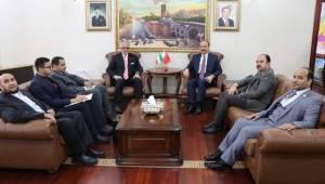 Kuveyt'in Türk Büyükelçi Şanlıurfa'da