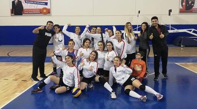 Mercan Koleji GAP Spor İle Karşılaşacak