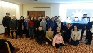 Mor Sertifika Öğretmenleri Şanlıurfa'da Bir Araya Geldi