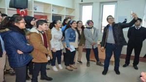 Öğretmenin Kitap Çağrısı Tirebolu'dan Karşılık Buldu