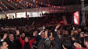 Polat AK Parti Muş Belediye Başkan Adaylarını Tanıttı