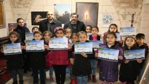 Sanat Sokağı İlkokul Çağındaki Çocukları Ağırlıyor