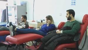 Şanlıurfa'da en çok erkekler kan veriyor