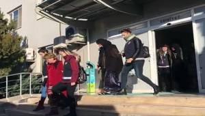 Şanlıurfa'da Fuhuş Baskını 15 Kişi Tutuklandı
