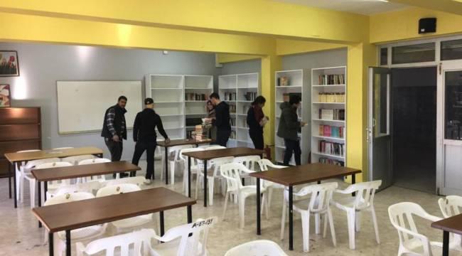 Şanlıurfa'da Okullar Arası Dayanışmaya Güzel Örnek