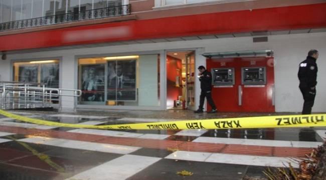 Şanlıurfa'da silahla banka soyan zanlı yakalandı