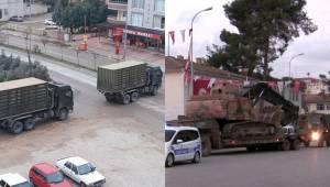 Şanlıurfa Sınır Birliklerine Sevkıyat