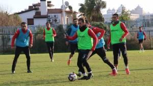 Şanlıurfaspor'da Fethiyespor Hazırlıkları Devam Ediyor