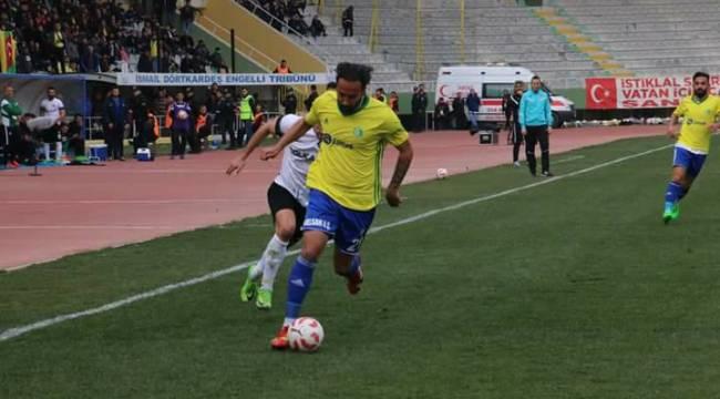 Şanlıurfasporlu Forvet Cizrespor'a Transfer Oldu