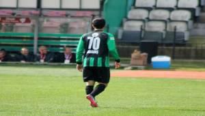 Şanlıurfasporlu Forvet Tokatspor'a Transfer Oldu