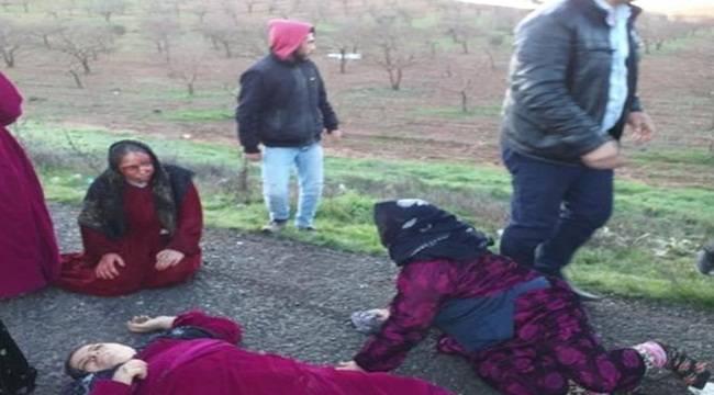 Servisler Çarpıştı 2 Ölü 15 Yaralı
