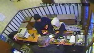 Siverek'te Hırsızlık Şebekesi Çökertildi