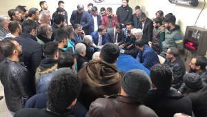 Süleymaniye Mahallesi Sorunlarını Anlattı